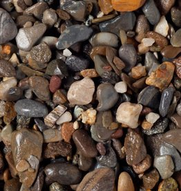 CARIBSEA INC CaribSea Super Naturals Blue Ridge Gravel 5lbs