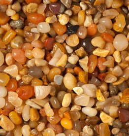 CARIBSEA INC CaribSea Super Naturals Gemstone Creek Gravel 5lbs