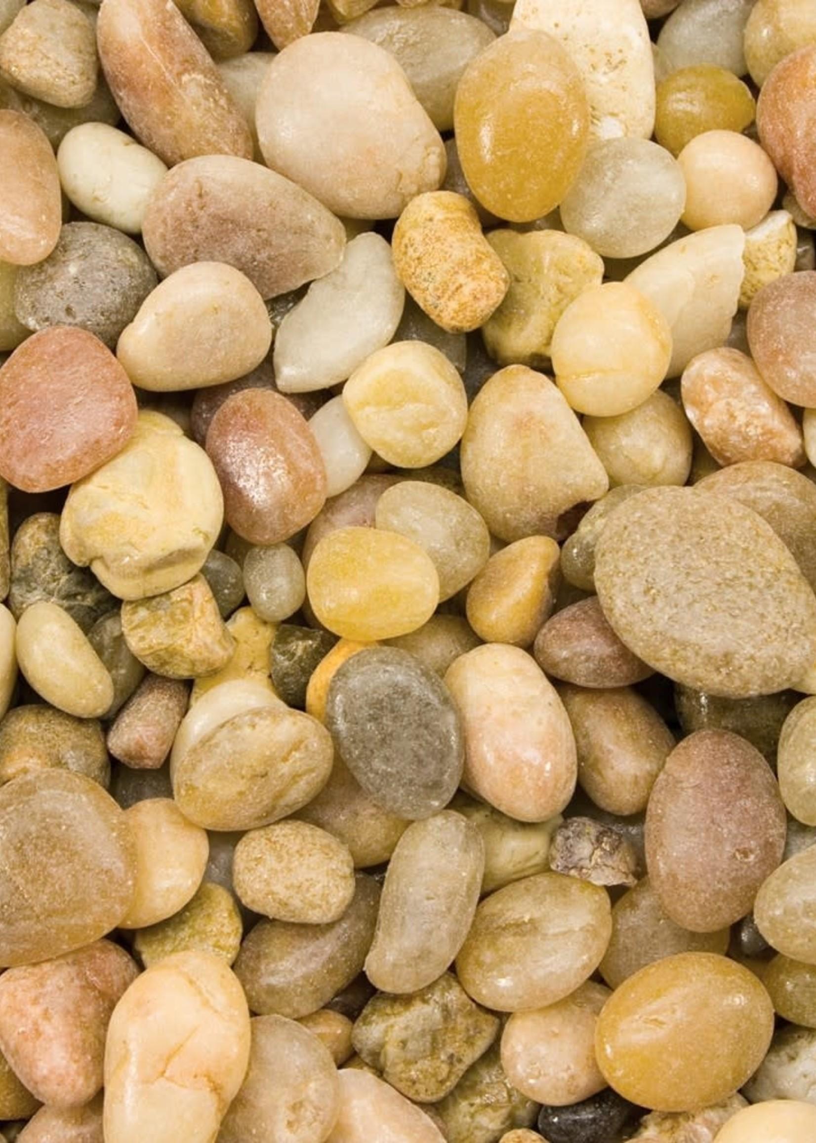 CLIFFORD W ESTES  (ESTES) Estes Spectrastone Shallow Creek Pebble Natural Aquarium Gravel 25#