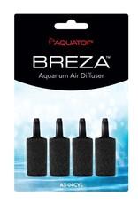 Aquatop AquaTop Breza Aquarium Diffuser Airstone 1in 4pk