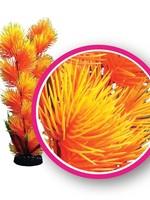 WECO PRODUCTS Weco Dream Series Orange Pom Pom Plant 12in