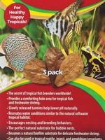 CARIBSEA INC CaribSea Almond Leaf LG