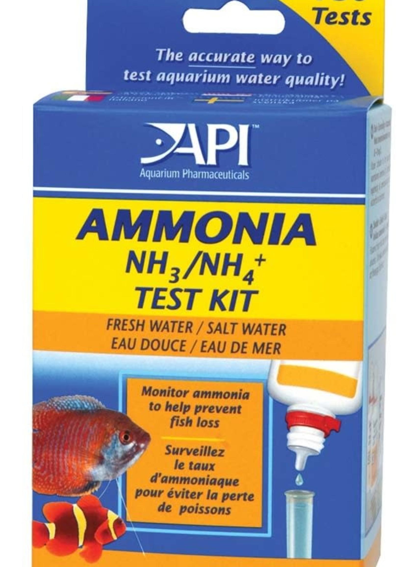 Mars Fishcare/API API Ammonia NH3/NH4+ Test Kit