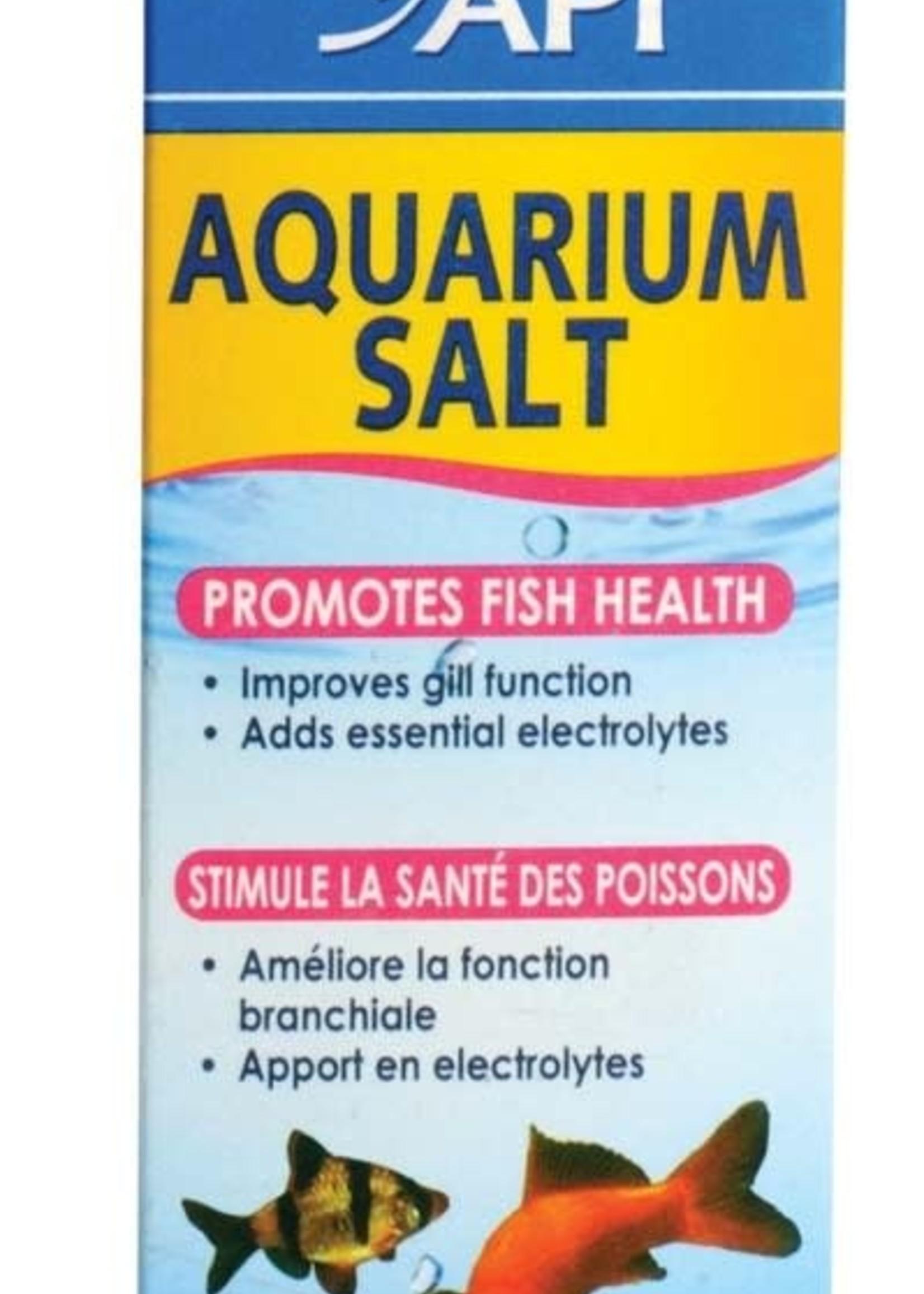 Mars Fishcare/API API Aquarium Salt 33oz