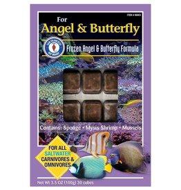 SAN FRANCISCO BAY BRAND INC San Francisco Bay Brand Frozen Angel & Butterfly Fish Food 3.5oz