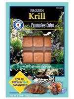 SAN FRANCISCO BAY BRAND INC San Francisco Bay Brand Frozen Krill Fish Food Cubes 3.5oz
