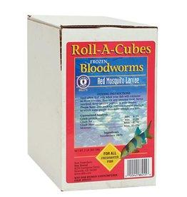 San Francisco Frozen Bloodworm Roll 2#