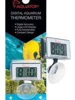 Aquatop AquaTop Submersible Digital Aquarium Thermometer Suction Cup Mount