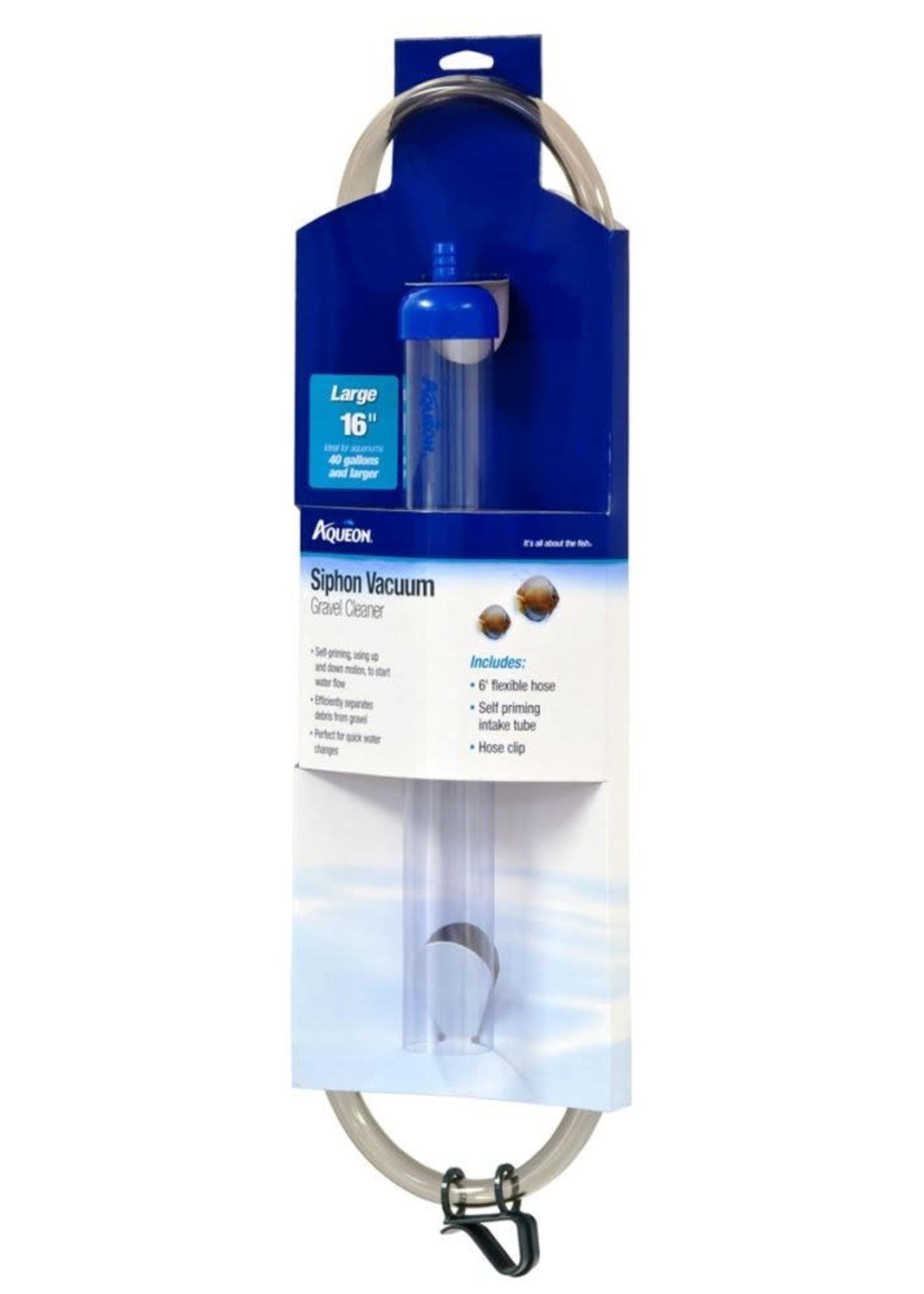 """Central Aquatics/Aqueon Aqueon Siphon Vacuum Gravel Cleaner Large 16"""""""