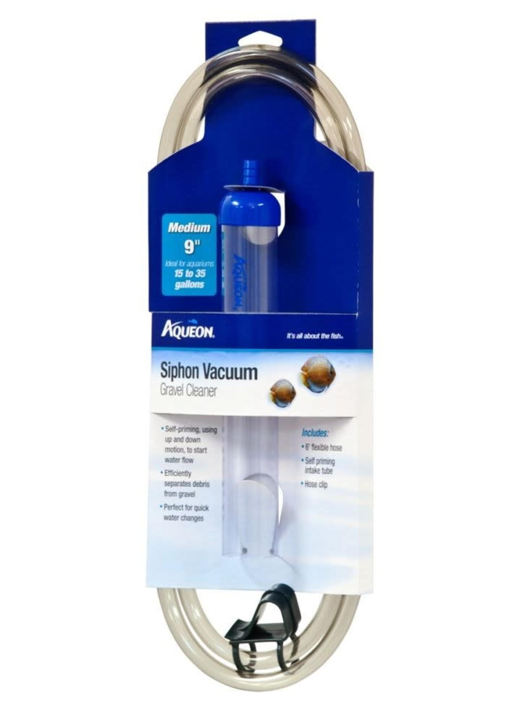 Central Aquatics/Aqueon Aqueon Siphon Vacuum Gravel Clearer Medium 9in
