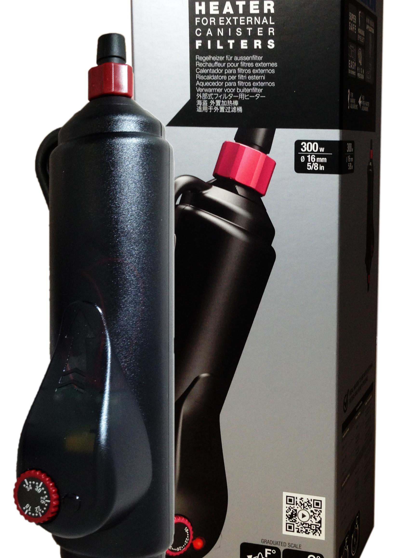 HYDOR USA INC Hydor Heater Inline UL 16mm 300W