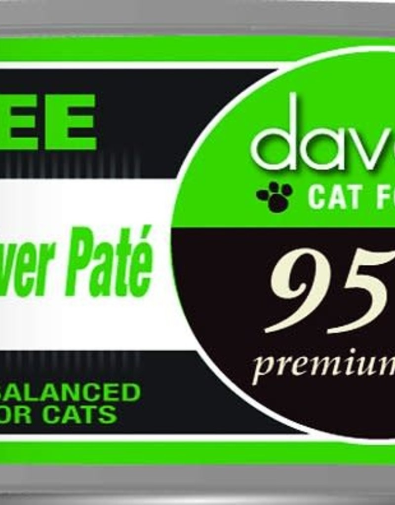 Dave's Pet Food Dave's Cat's Meow 95% Turkey 5.5oz