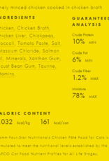 Fromm Family Foods, LLC Fromm Cat Can 4 Star Chicken Pate 5.5 oz