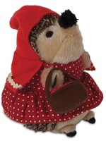 Zoo Bilee Heggie Little Red Plush Toy