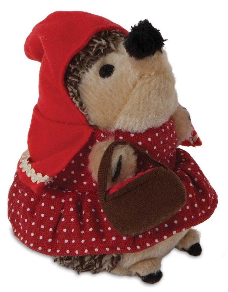 Zoo Bilee Heggie Little Red Plush Toy
