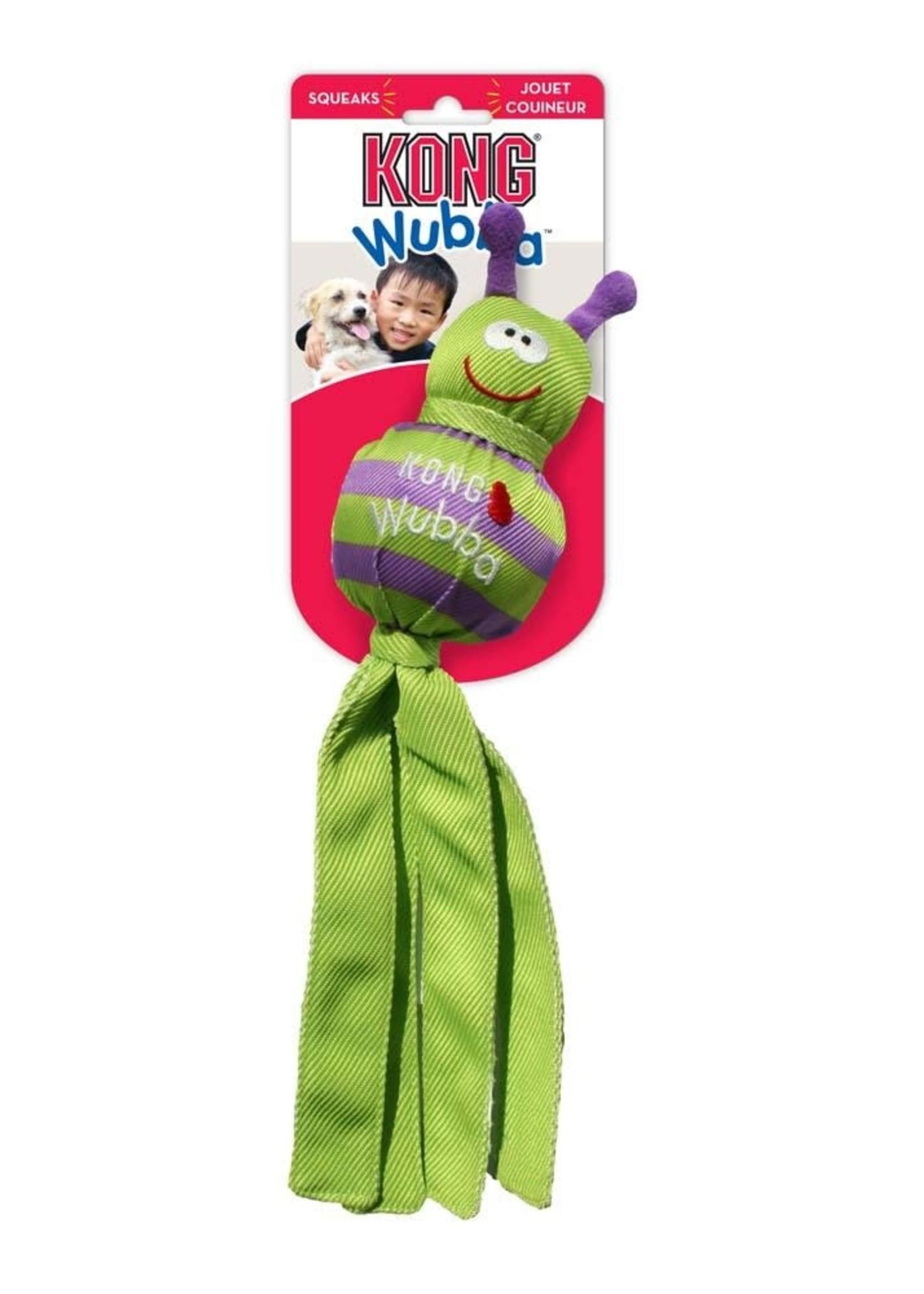 KONG COMPANY LLC KONG Wubba Bug Puppy Toy Large