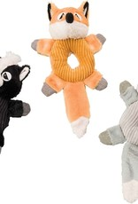 Spot Spot Donut Crinklers Dog Toy Assorted 13in