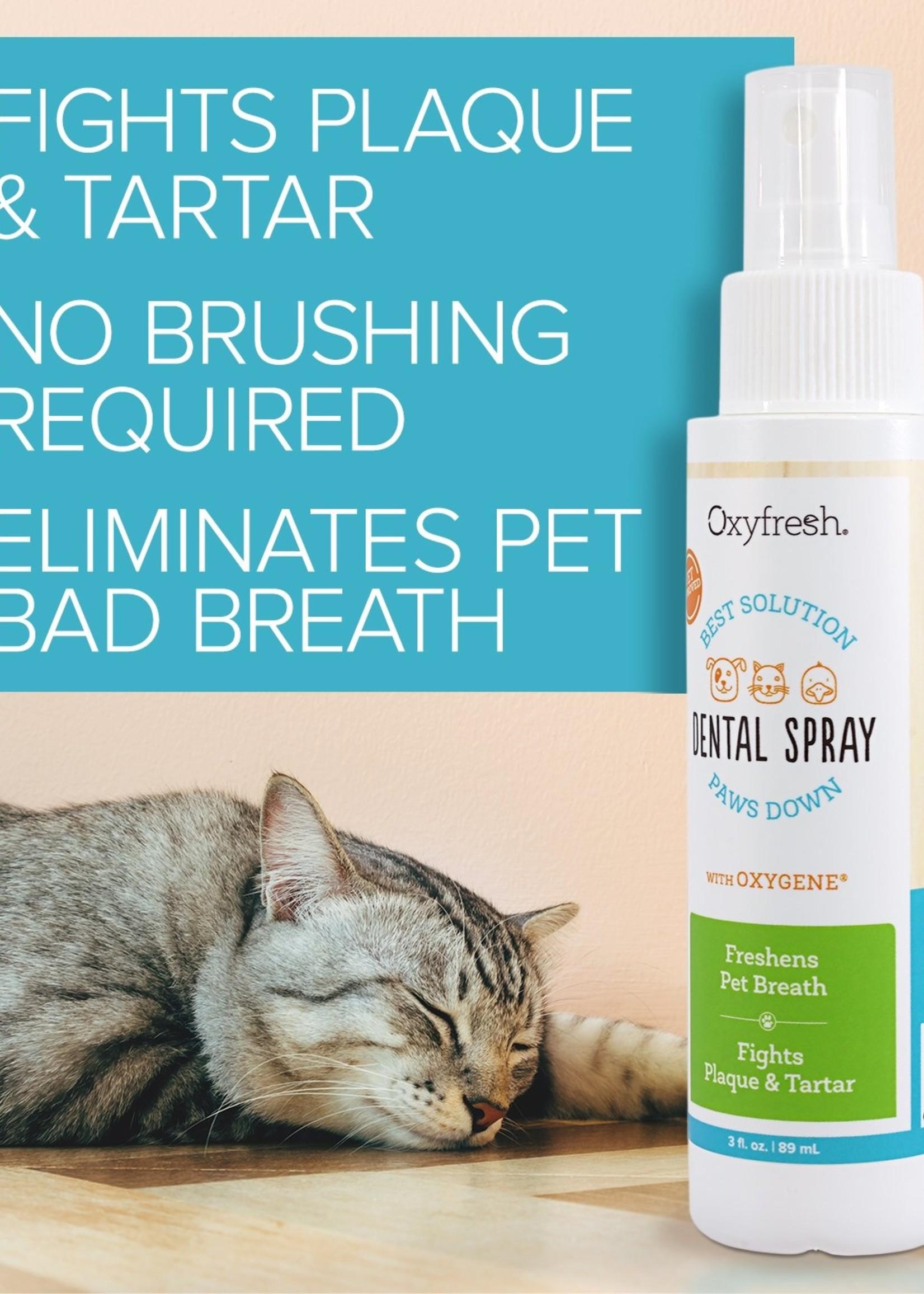 Oxyfresh Oxyfresh Dental Spray With Oxygene, 3 fl oz