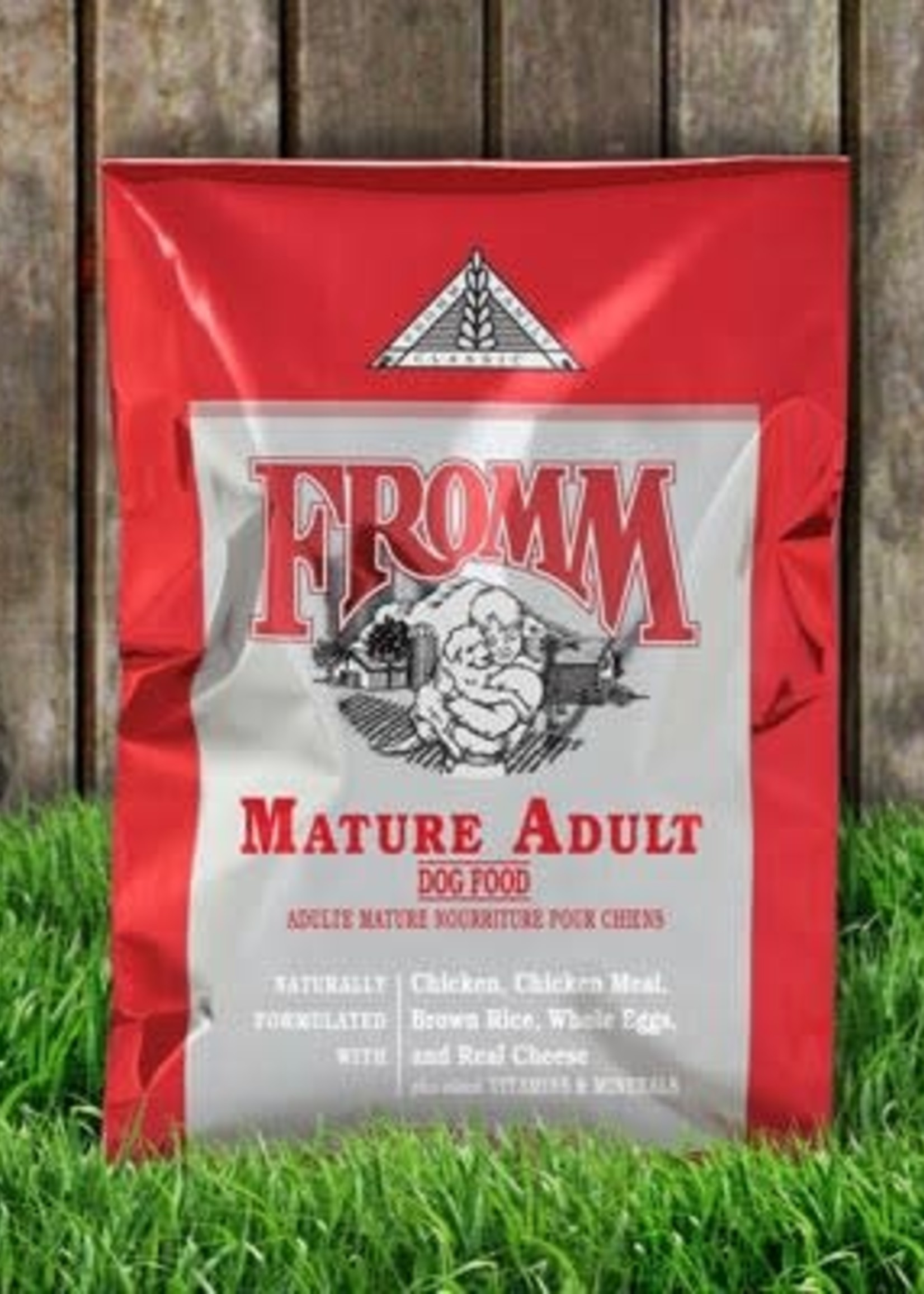Fromm Family Foods, LLC Fromm Dog Dry Classic Mature Adult 33 lbs