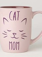 petrageous Petrageous Cat Mom Mug 24oz Pink