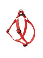 """LupinePet Lupine 1/2"""" Red 10""""-13"""" Step In Harness"""