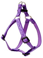 """LupinePet Lupine 1/2"""" Jelly Roll 10""""-13"""" Step In Harness"""
