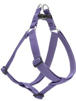"""LupinePet Lupine 1in Lilac 24""""-38"""" Step In Harness"""