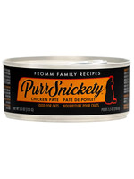 Fromm Family Foods, LLC Fromm PurrSnickety Chicken Pate 5.5oz