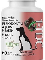 Elite Science 1-TDC Dual Action Periodontal/Joint 60 ct
