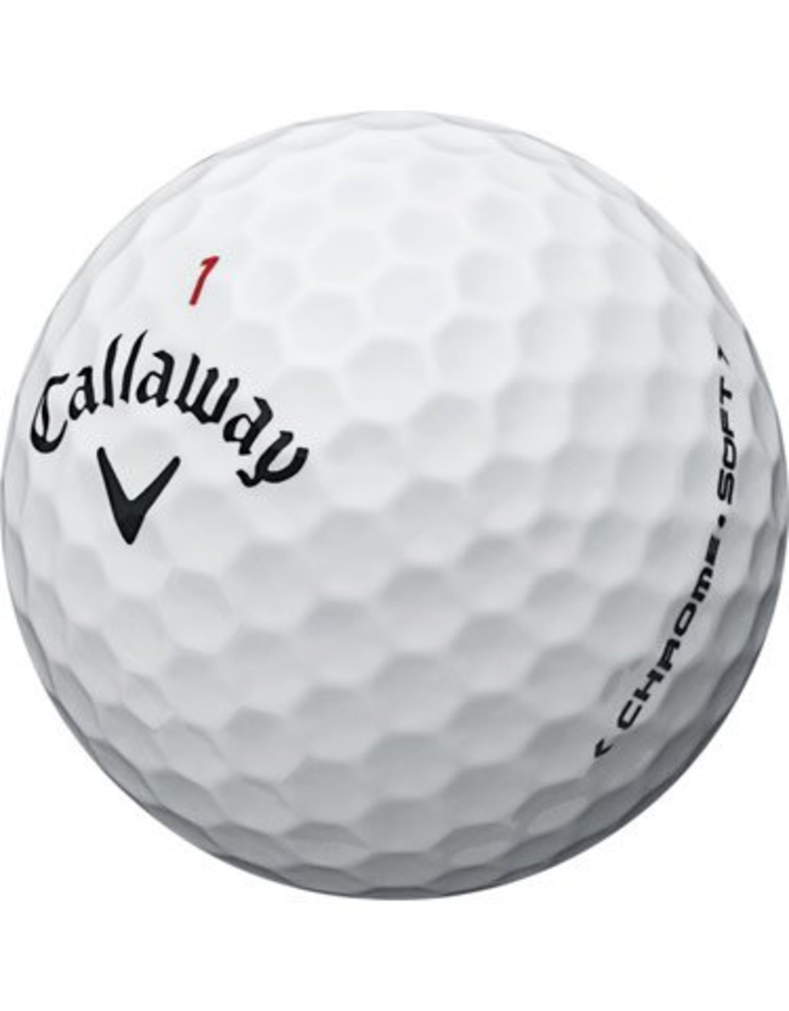Callaway Callaway Balls Chrome Soft Dozen