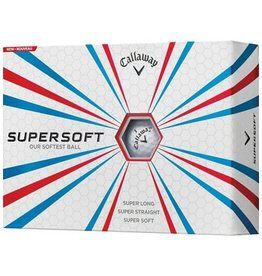Callaway Callaway Balls Supersoft Dozen
