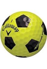 Callaway Callaway Balls Chrome Soft Truvis Yellow Dozen