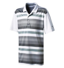 Puma Golf Puma Junior Turf Stripe Polo