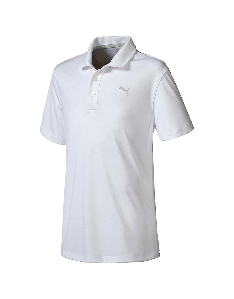 Puma Golf Puma Junior Essential Pounce Polo