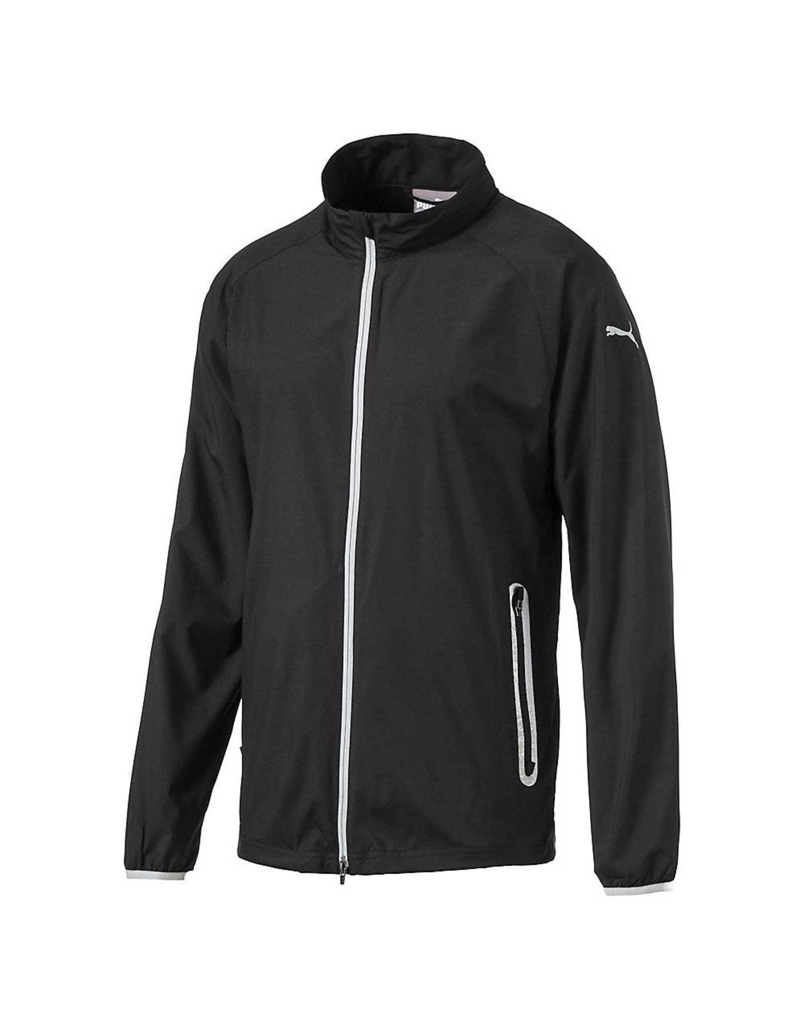 Puma Golf Puma Junior Full Zip Wind Jacket