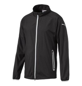 Puma Golf Puma Junior Full Zip Wind Jacket