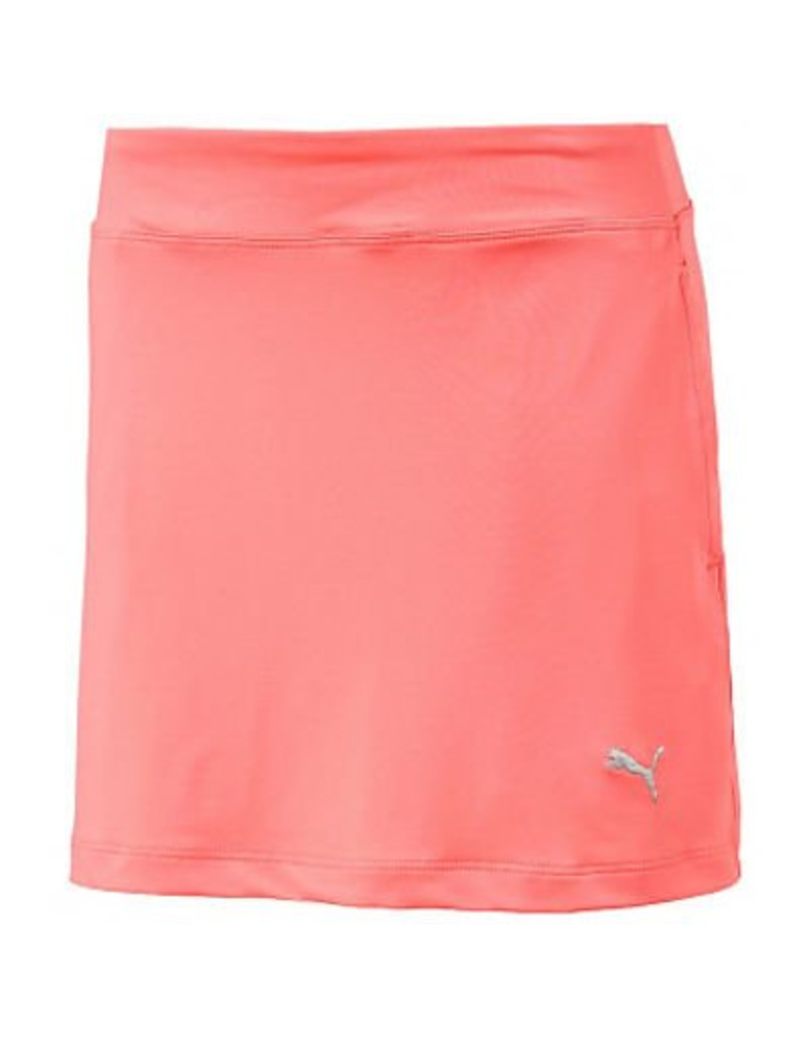 Puma Golf Puma Junior Girl's Solid Knit Skirt