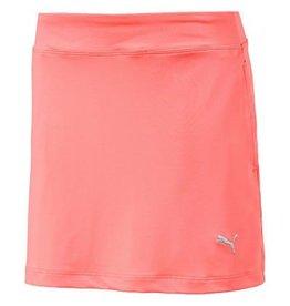 Puma Golf Puma Junior Girl's Solid Knit Skirt