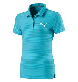 Puma Golf Puma Junior Girls Pounce Aston Polo