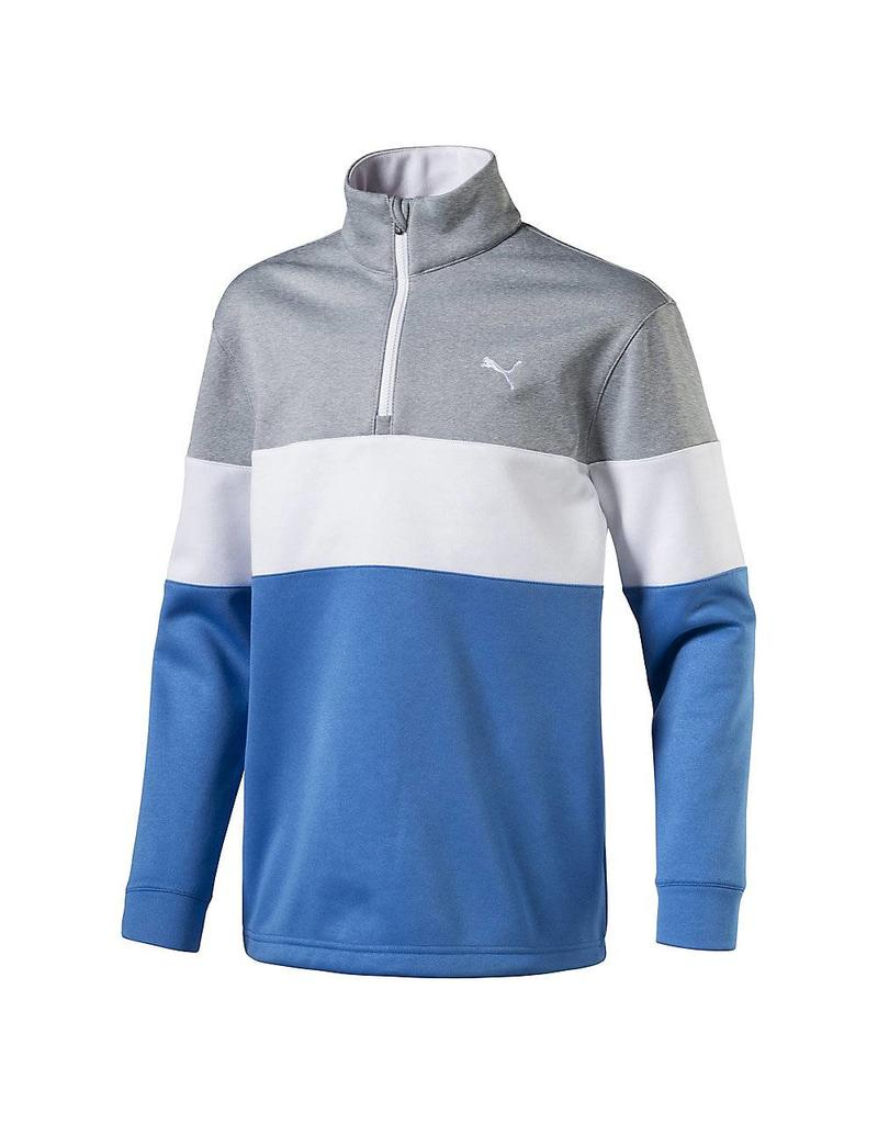 Puma Golf Puma Junior PWRWARM 1/4 Zip Popover
