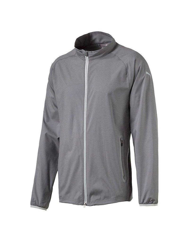 Puma Golf Puma Mens Full Zip Wind Jacket