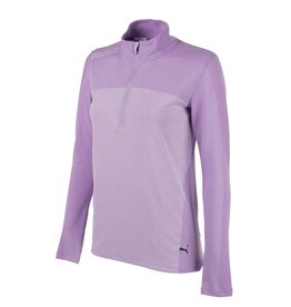 Puma Golf Puma Womens Evoknit Seamless 1/4 Zip