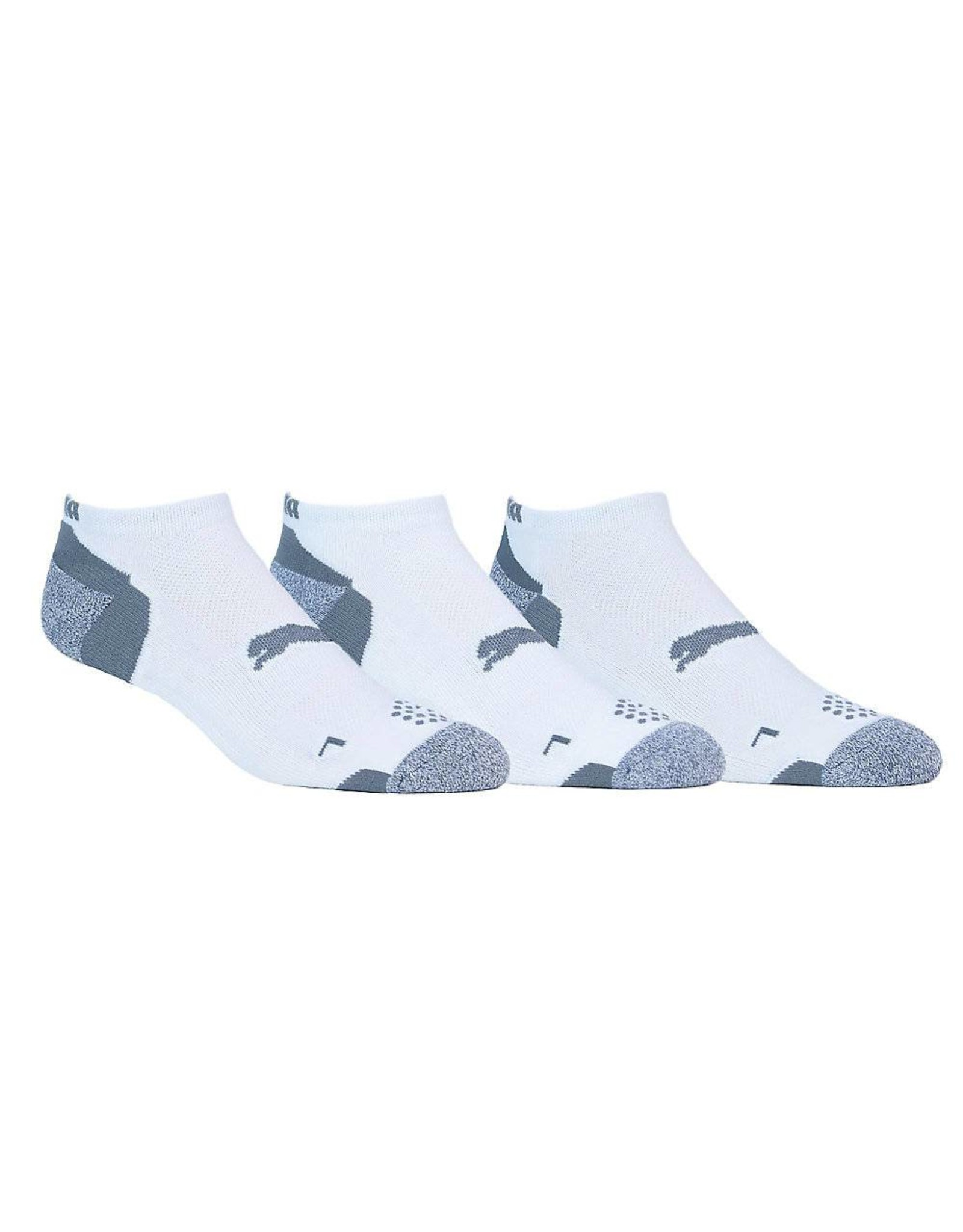 Puma Golf Puma Mens Pounce Low Cut Socks - 3 per pack