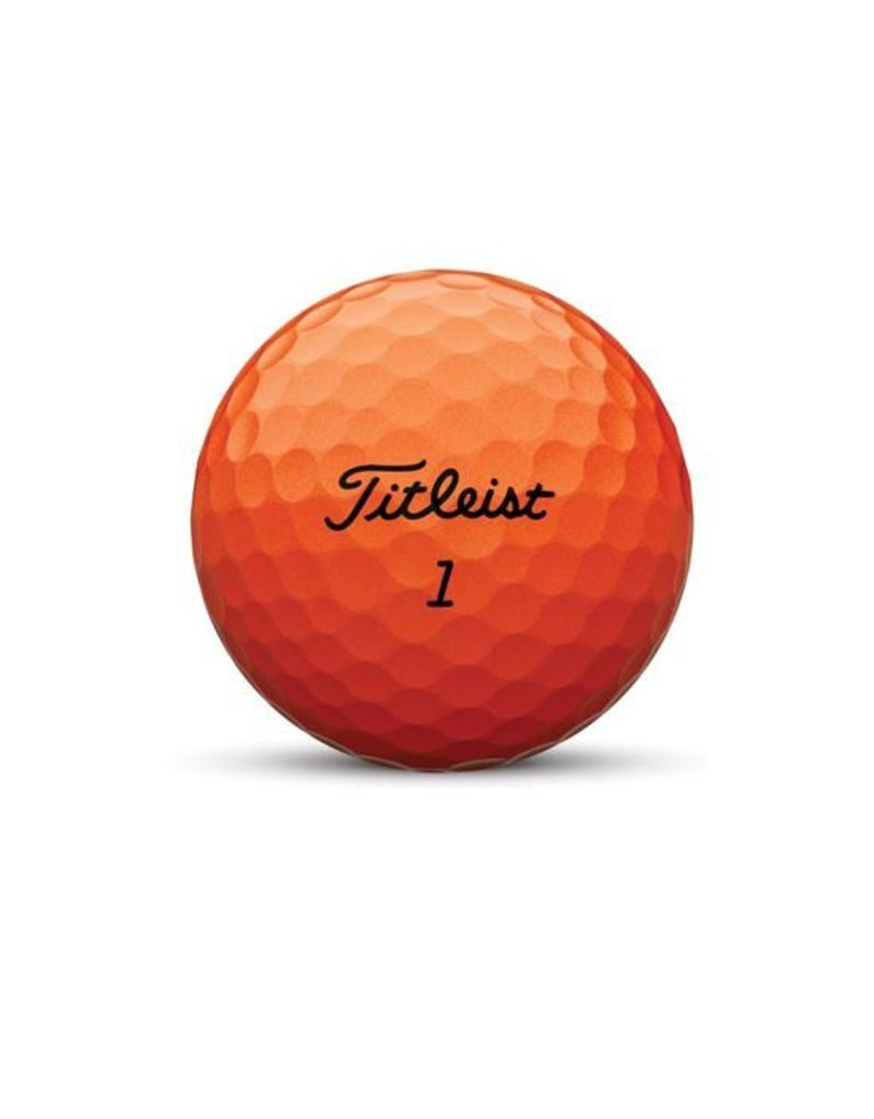 Titleist Titleist Balls Velocity Orange Dozen