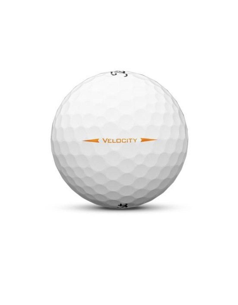 Titleist Titleist Balls Velocity Double Digit Dozen