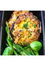 Greensmere Meals To Go - Stuffed Portobello Mushrooms