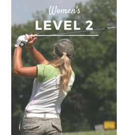 2019 Golf Clinic - Women's Level 2