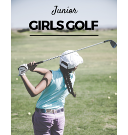 2019 - Girls Golf Camp