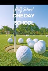 2019 Golf Clinic - One Day Golf School