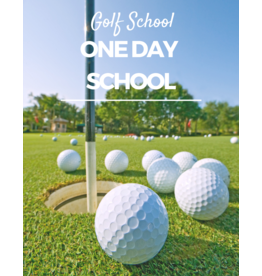 2019 Golf Clinic - One Day Golf School
